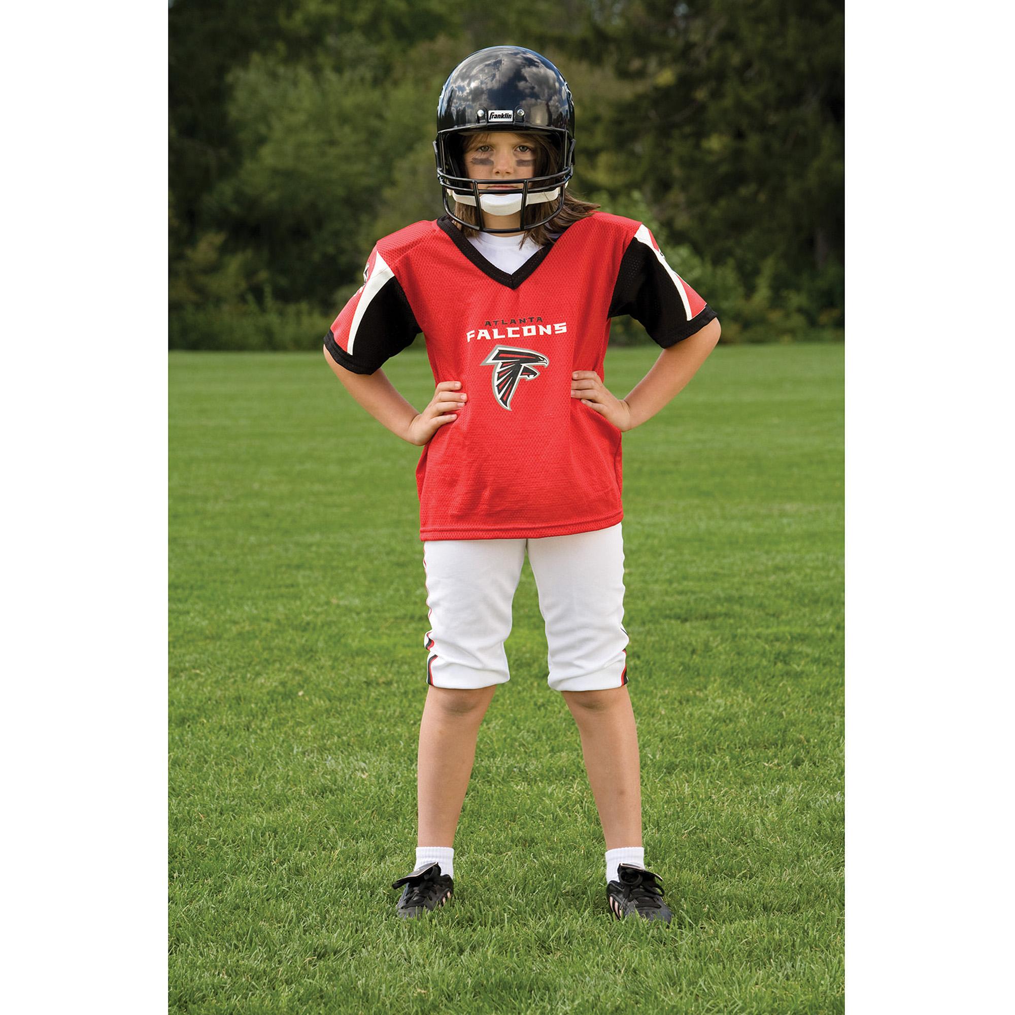 Franklin Sports NFL Atlanta Falcons Deluxe Uniform Set
