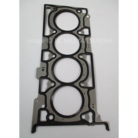 1005A966 GENUINE MITSUBISHI OEM FACTORY ORIGINAL CX4A CY4A LANCER 2.0L DOHC I4 MIVEC CZ4A EVO 2.0L DOHC I4 MIVEC TURBO GASKET CYLINDER HEAD PLEASE SEND VIN# TO VERIFY ITEM APPLIES TO YOUR VEHICLE