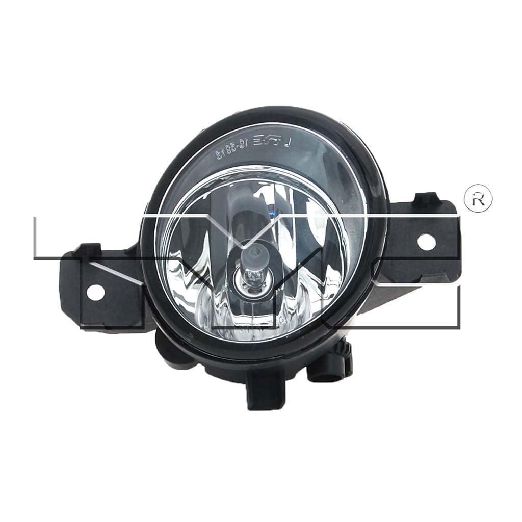 CarLights360: For 2007 - 2013 Nissan Juke Fog Light ...