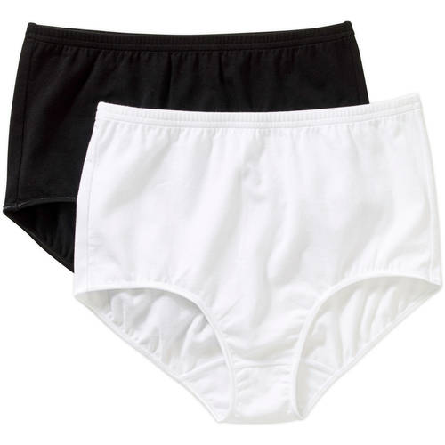 Panty Cotton Stretch Brief, 2 Pack