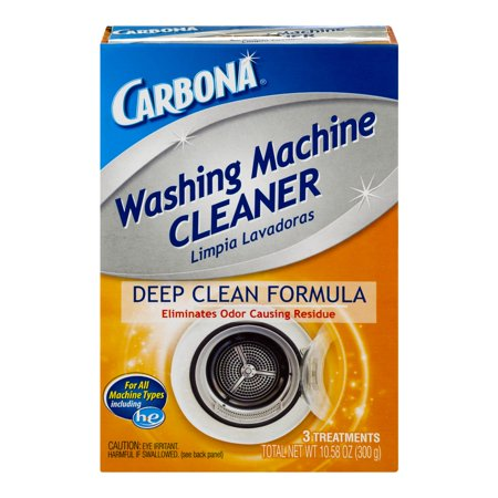 Carbona Washing Machine Cleaner, 3 Count