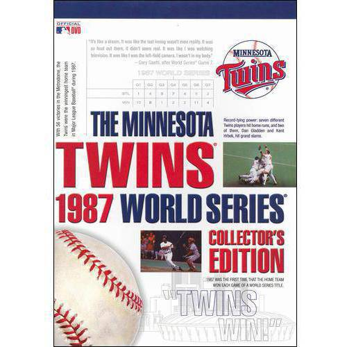 The Minnesota Twins: 1987 World Series (Collector's Edition)