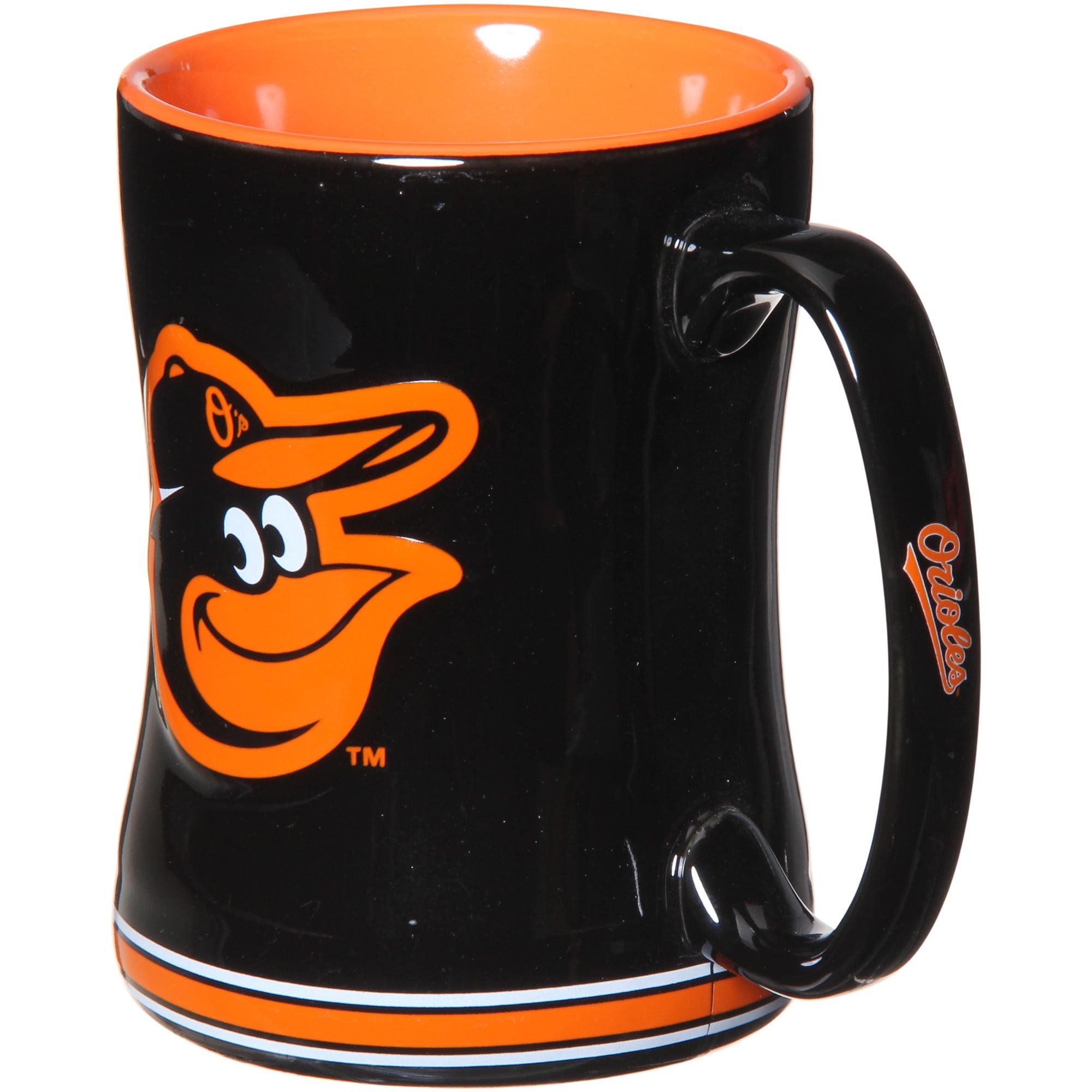 Baltimore Orioles 14oz. Relief Coffee Mug - No Size