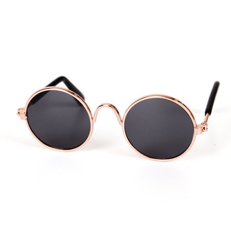 Pet Cat Dog Fashion Sunglasses UV Sun Glasses Eye Protection Wear