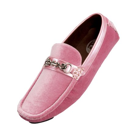 Amali Mens Velvet Loafer Smoking Slippers in Paisley and Solid Designs Styles Roberto Piero Available in Black, Red, Pink, Gold