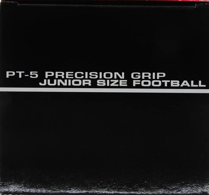 Bulk Buys Rawlings PT-5 Precision Grip Junior Size Football - Pack of 2