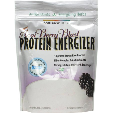 rainbow light protein energizer acai berry 9 2 oz. Black Bedroom Furniture Sets. Home Design Ideas