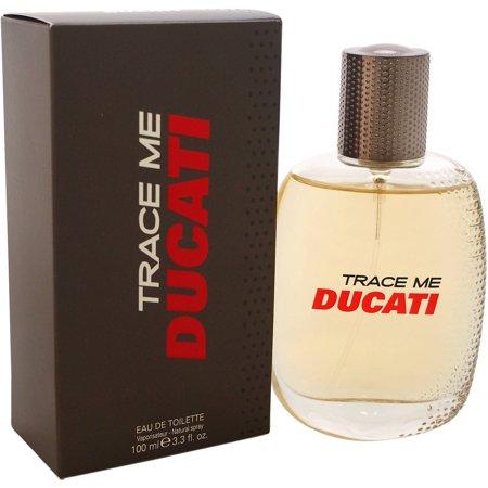 Ducati Trace Me for Men Eau de Toilette, 3.3 oz