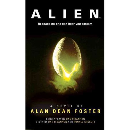 Alien: The Official Movie Novelization by