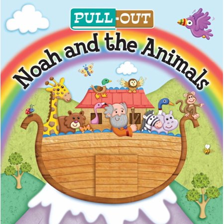 Baby Noah Animal - Pull-Out Noah and the Animals