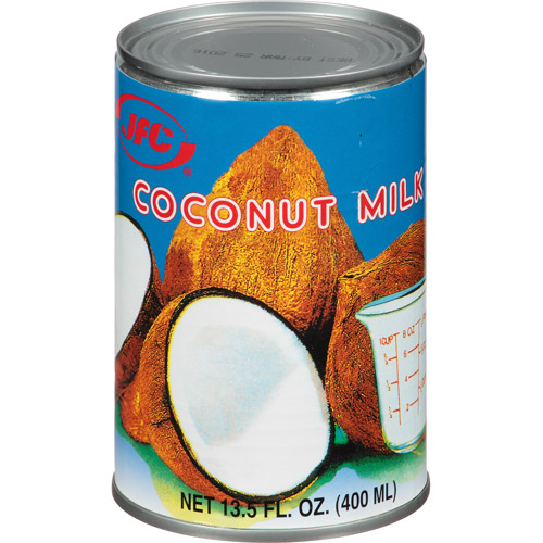 JFC Coconut Milk, 13.5 fl oz, (Pack of 12)