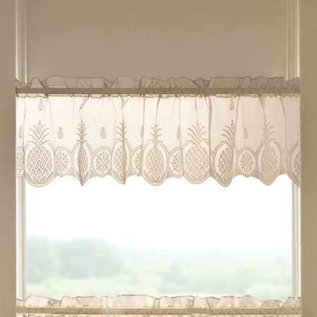Heritage Lace Welcome 60'' Curtain - Welcome Window