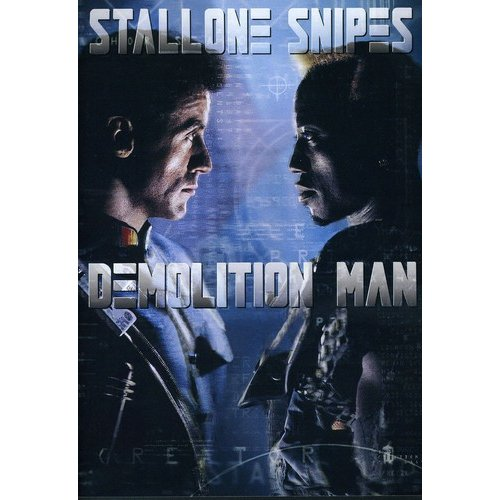 Demolition Man (Widescreen)