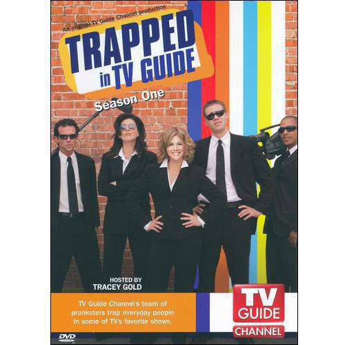 TV Guide Presents: Trapped In TV Guide - Season One (Full Frame)