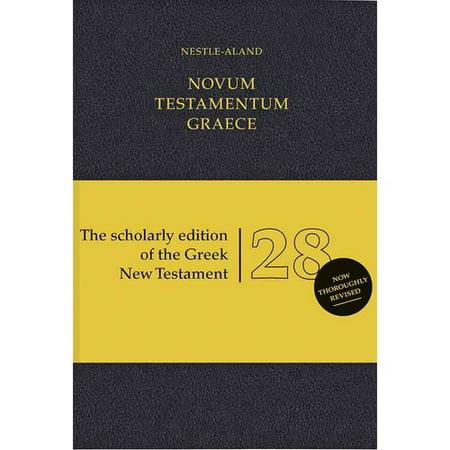 Novum Testamentvum Graece: Nestle-Aland
