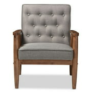 Lounge Chair in Gray