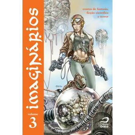 Imaginários - contos de fantasia, ficção científica e terror volume 3 - eBook (A Fantasia De Halloween Do Sonic)