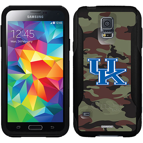 Kentucky Camo Design on OtterBox Commuter Series Case for Samsung Galaxy S5