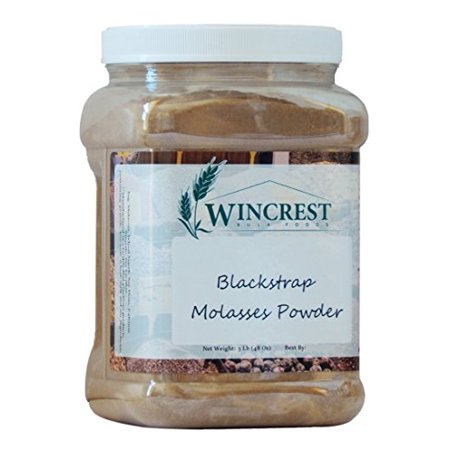Blackstrap Molasses Powder - 3 Lb Economy Size