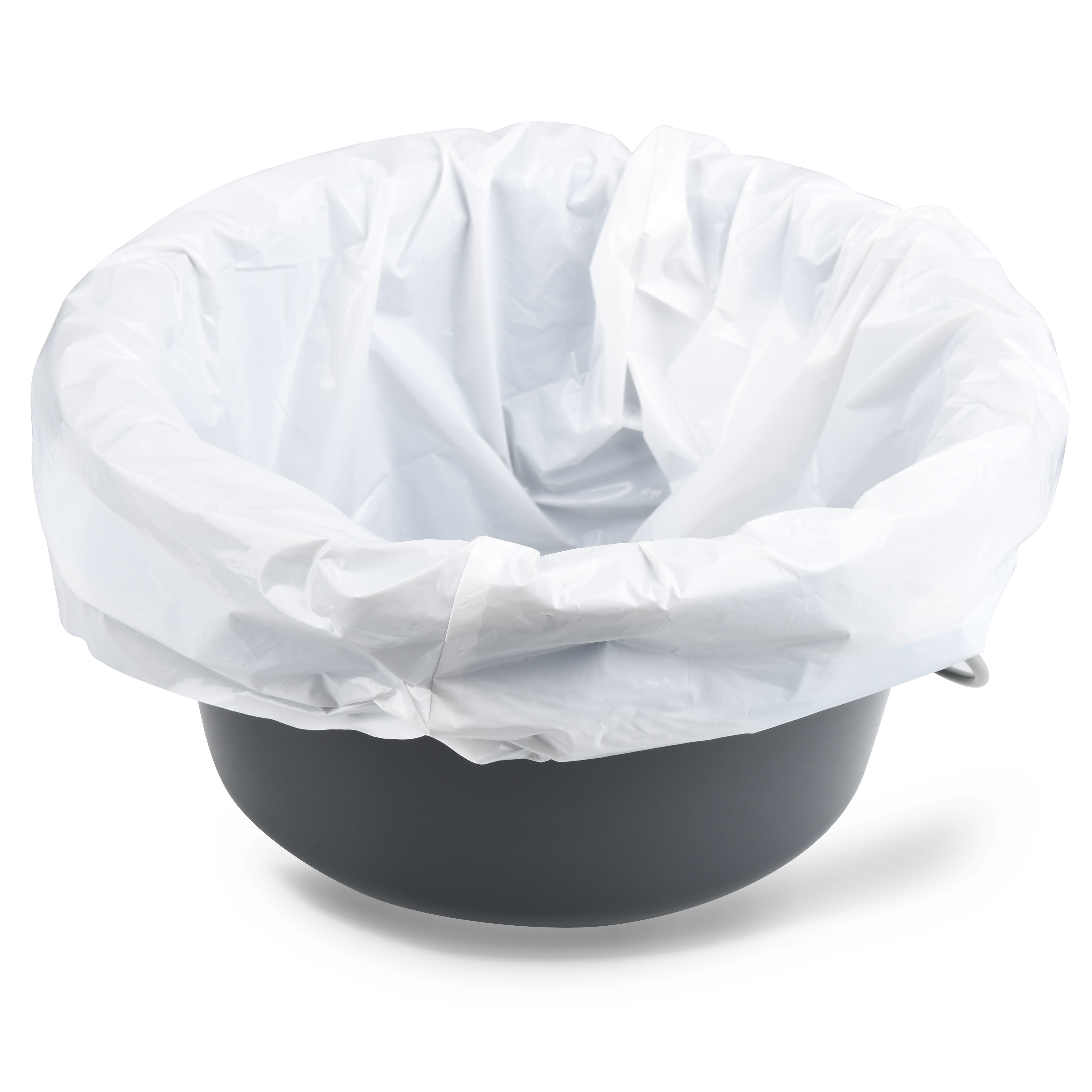 Equate Commode Liner Bags with Absorbent Pad