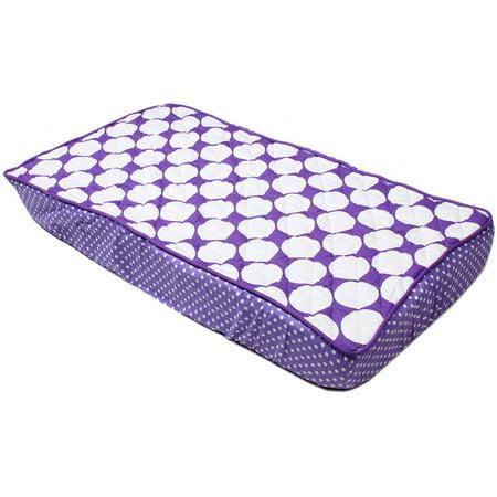 Mix N Match Purple Crib Bedding Collection