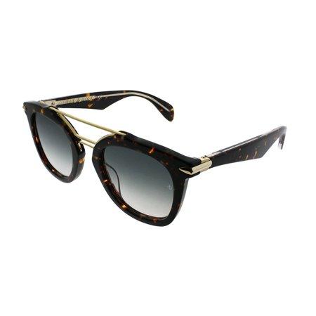 Sunglasses Bone Stripe - Rag & Bone Veska RNB 1005/S 086 9K Unisex  Square Sunglasses