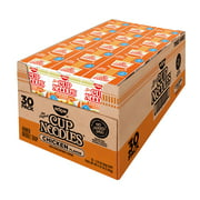 Nissin Cup Noodles Chicken Flavor (2.25 oz., 30 Pack .)