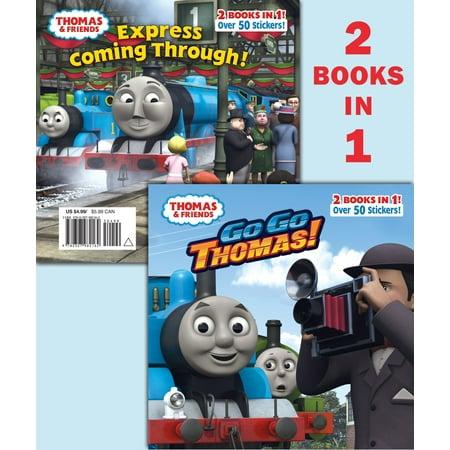 Go Go Thomas!/Express Coming Through! (Thomas & (Dylan Thomas Force That Through The Green Fuse)