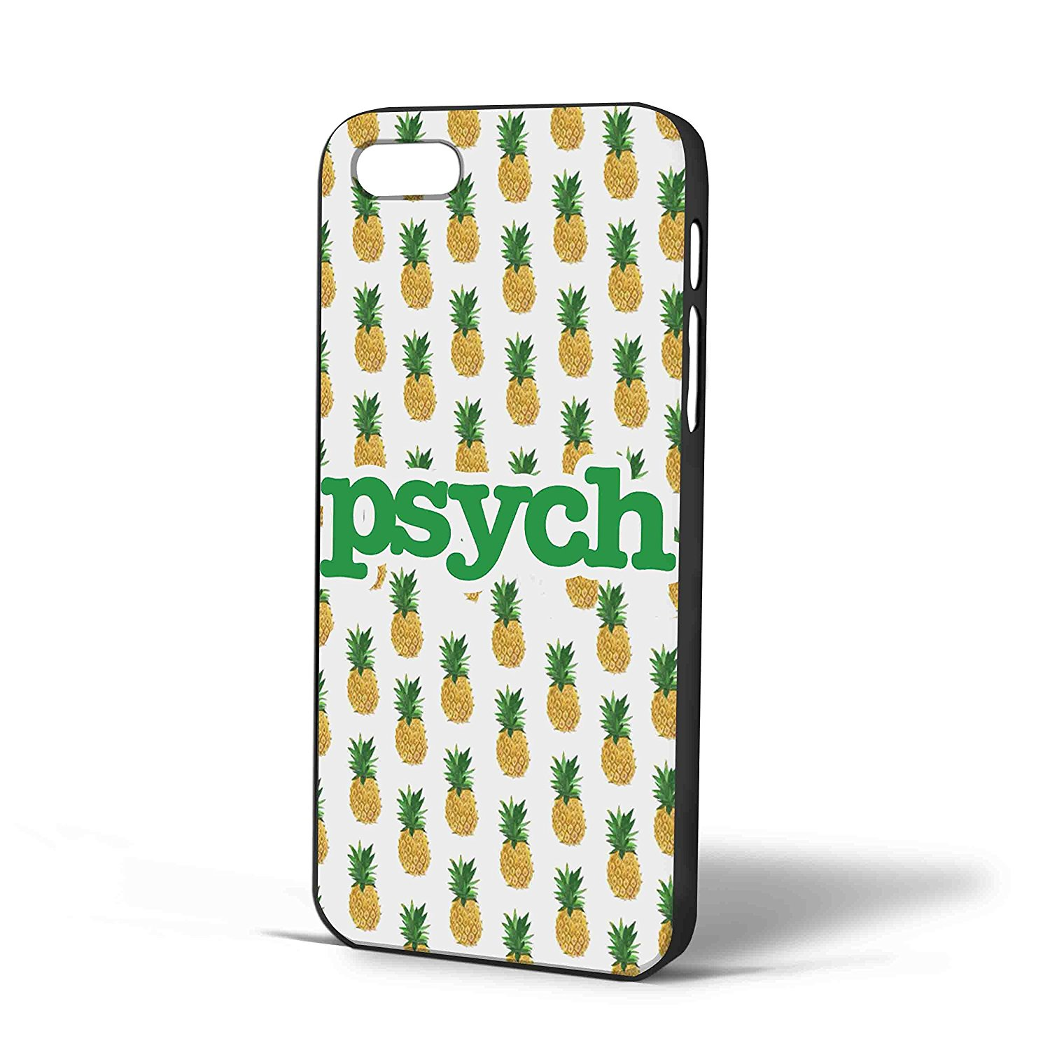 Ganma Psych Pineapple Logo Case For iPhone Case (Case For iPhone 6 White)