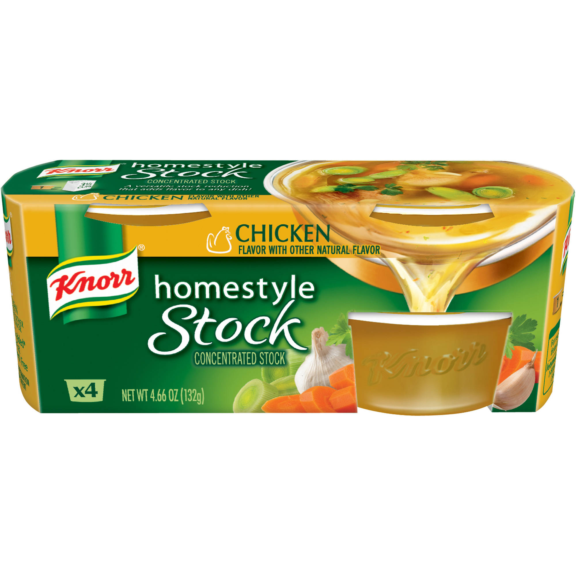 Knorr Chicken Homestyle Stock, 4 ct