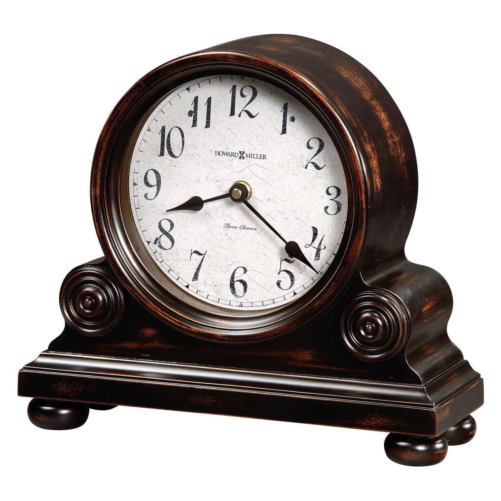 Howard Miller 635-150 Murray 82nd Anniversary Mantel Clock by Howard Miller