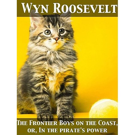 Frontier Boys on the Coast or in the Pirate's Power - - Frontier Boy