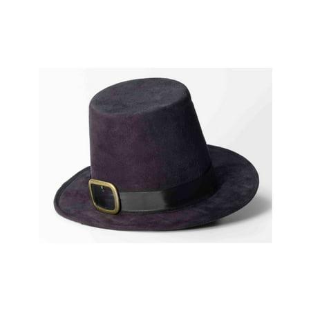 Halloween Deluxe Pilgrim Hat - Pilgrims Hat