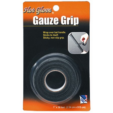 Unique Sports Athletic-baseball & Softball Gauze Grip Bat Tape Each Roll 2209