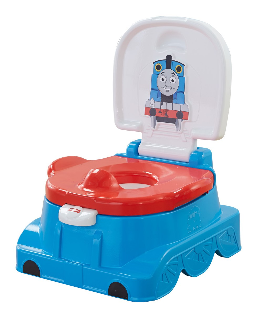 Thomas & Friends Railroad Rewards Potty Training Seat, Blue by Fisher-Price
