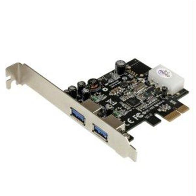 Add 2 Superspeed Usb 3.0 Ports To Your Pci Express-enabled Pc-2 Port Pci Express