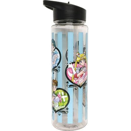 Water Bottle - Sailor Moon - Super S Inner Scouts Tritan ge69701 ()