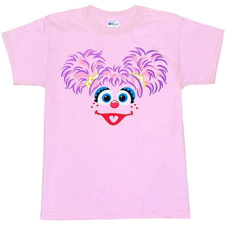 Sesame Street Abby Cadabby Adult T-Shirt - Abby From Sesame Street
