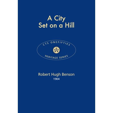A City Set on a Hill - eBook (City Of Chino Hills Jobs)