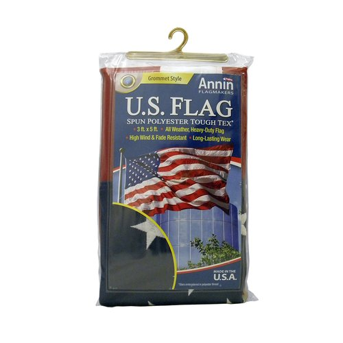 Annin Flagmakers 3' x 5' Tough-Tex U.S. Flag