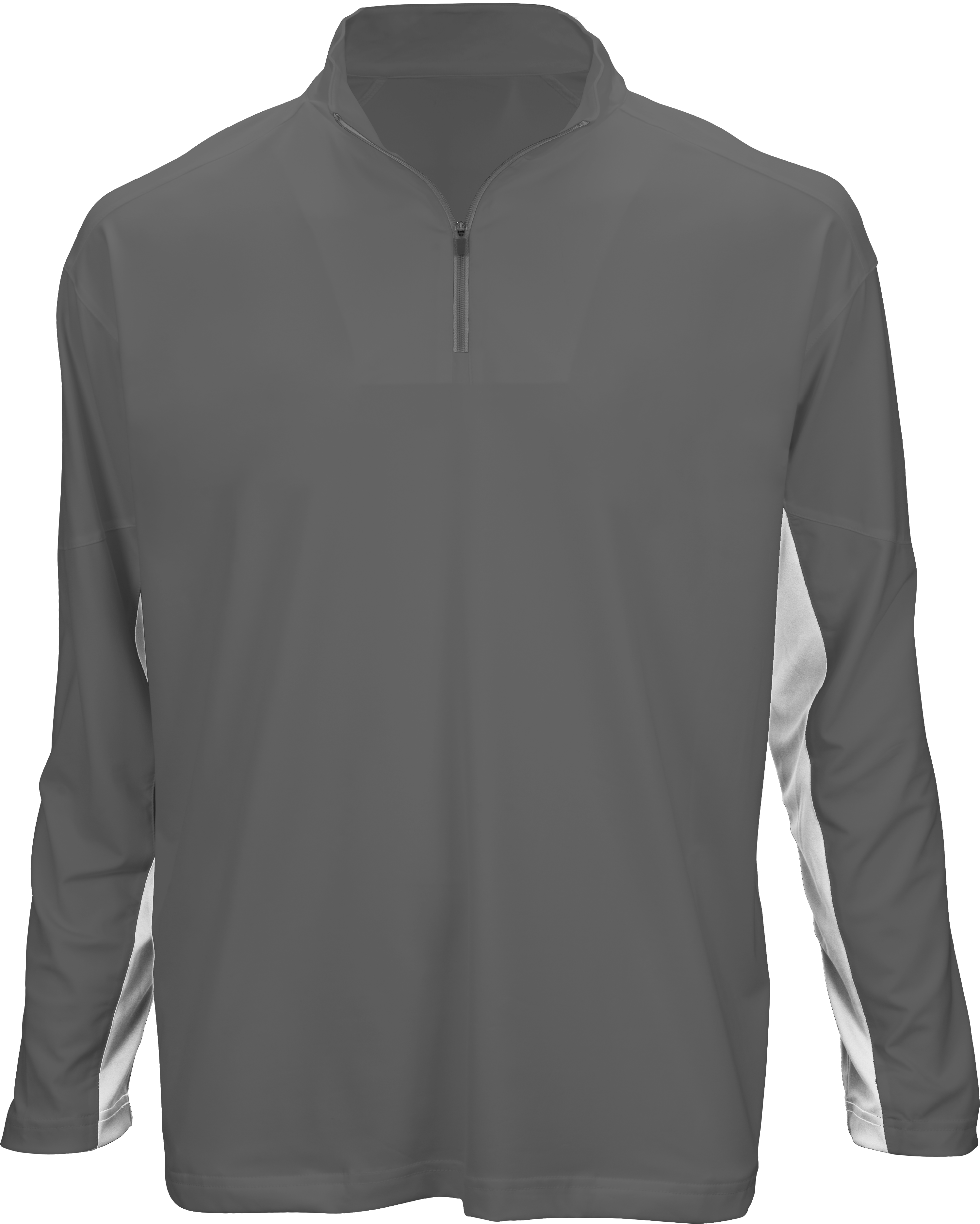 Marucci Men's Long Sleeve 1/4 Zip Performance Pullover