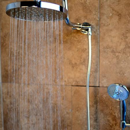 Pulse Showerspas Aqua Rain Diverter Complete Shower (Complete Shower System)
