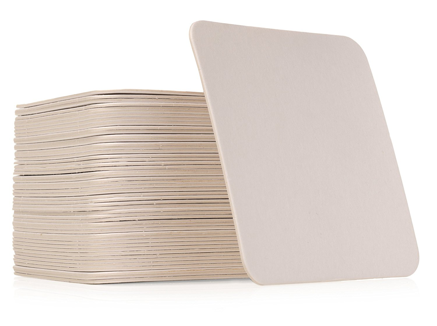 Plain White Coasters, Square by