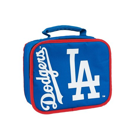 """MLB Los Angeles Dodgers """"Sacked"""" 10.5""""L x 8.5""""H x 4""""W Lunch (Dodgers Lunch)"""