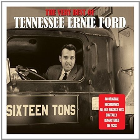 Tennessee Ernie Ford - Very Best of [CD]