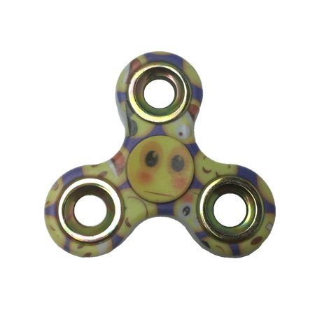 EMOJI EMBRRAS Face Fidget Spinner Toys for Anti-Anxiety Relief from ADHD, Anxiety, and Boredom For Kids and Adults