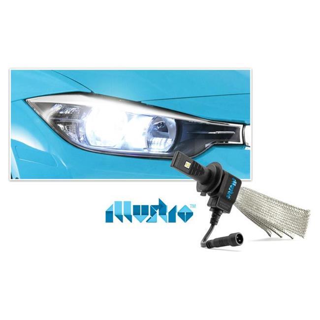Bimmian WLH13AYDY WeissLicht Illustro LED Headlight & Fog...