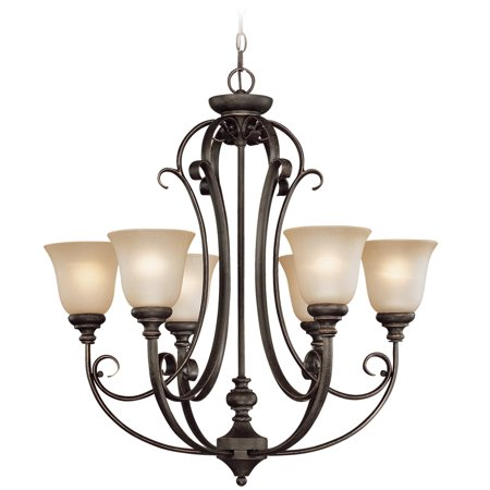 Barret Place Collection - Craftmade Barrett Place 24226 Chandelier