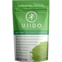 Ujido Matcha Green Tea Powder, 4 Oz