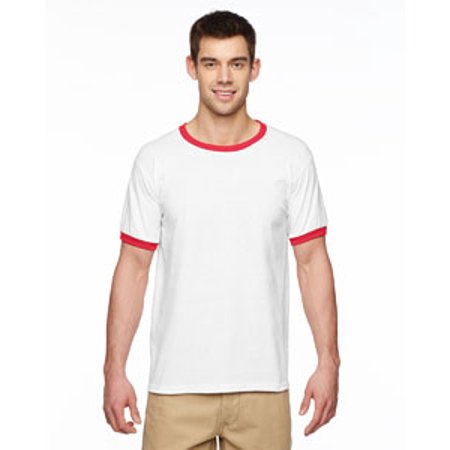 Gildan Adult 5.5 oz. Ringer T-Shirt